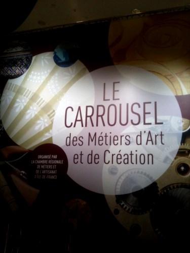 Biennale des Métiers d'Art du Carrousel du Louvre